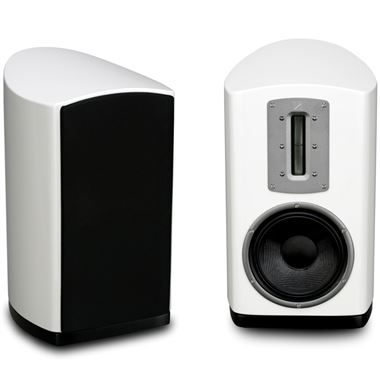 Ex Display Quad Z-1 Speakers in Gloss White