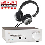 5 Star Reviewed Lehmann Rhinelander and Grado SR325e Headphone system