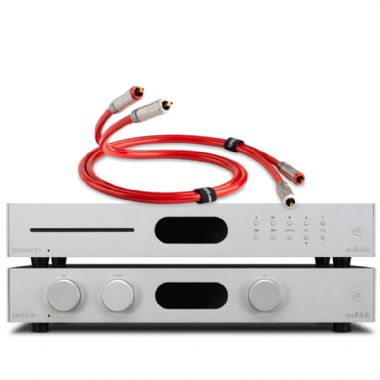 Audiolab 8300A Integrated Amplifier with 8300CD