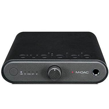 Audiolab M-DAC Mini Portable Headphone Amp / DAC with Bluetooth