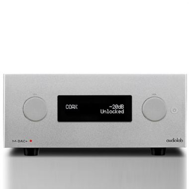 Audiolab M-DAC+ USB DAC and Headphone Amplifier
