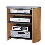 Alphason FineWoods FW750/4 4 Shelf HiFi Stand