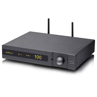 Ex Display AURALiC POLARIS Wireless Streaming Amplifier in Black