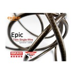 Chord Company Epic X - Factory Terminated Speaker Cables (pairs)