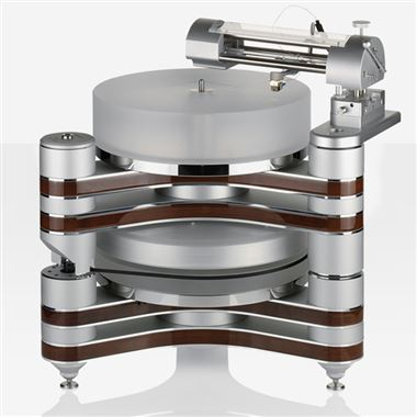 Clearaudio Master Innovation Turntable with TT2 Arm and MC Anna Cartridge
