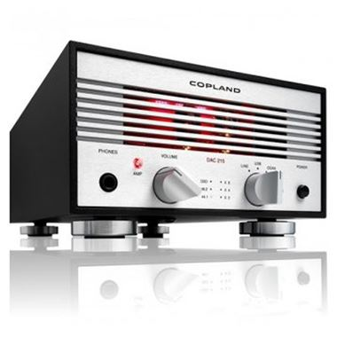 Copland DAC 215 High Resolution DAC / Pre Amp