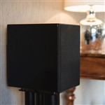 Cyrus ONE Linear Black Speakers