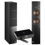 Dali Callisto 6 C Wireless Speakers inc Sound Hub