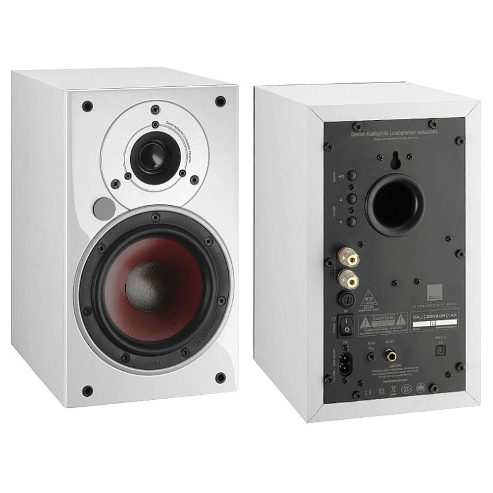 Dali Zensor 1 Ax Active Speakers With Bluetooth From