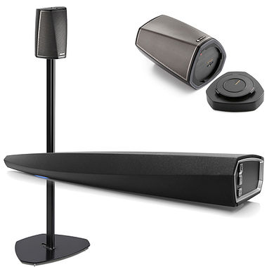 HEOS AV Pack inc Sound BAR HEOS 1 Speakers