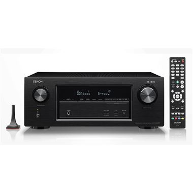 Denon AVRX2400H 72 channel AV Surround Receiver