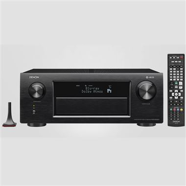Denon AVRX6400H 112 channel AV Surround Receiver