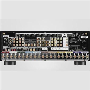 Denon AVR-X6400H 11.2 channel AV Surround Receiver with HEOS