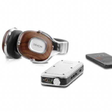 Denon DA-10 Portable Mini Headphone Amp and DAC