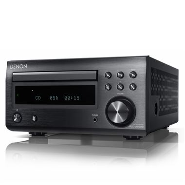 Denon RCDM41DAB Mini HiFi in Black