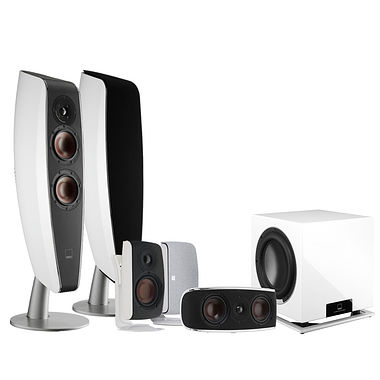 Dali Fazon F5 5.1 AV Cinema Speaker Set