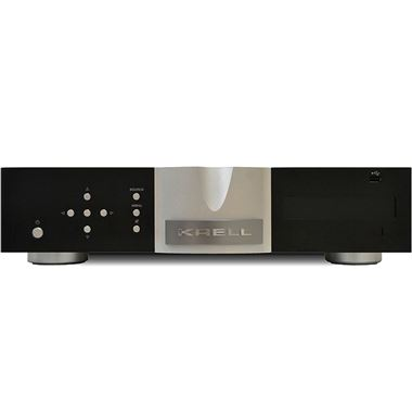 Krell Digital Vanguard Amplifier  Vickers HiFi
