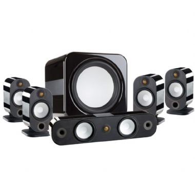Monitor Audio Apex A10AV12 5.1 AV Speaker Package