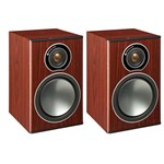 Monitor Audio Bronze 1 Speakers Walnut