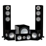 Monitor Audio Silver 200 AV12 Cinema Speaker Pack