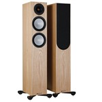 Monitor Audio Silver 200 Speakers  Walnut