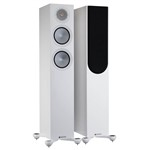 Monitor Audio Silver 200 Slimline Floorstanding Speakers inc. FREE Cables