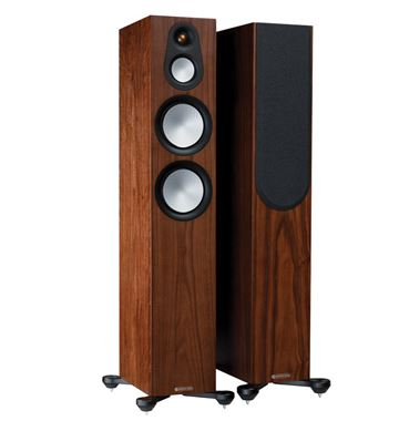 Monitor Audio Silver 300 Floorstanding Speakers inc. FREE Cables
