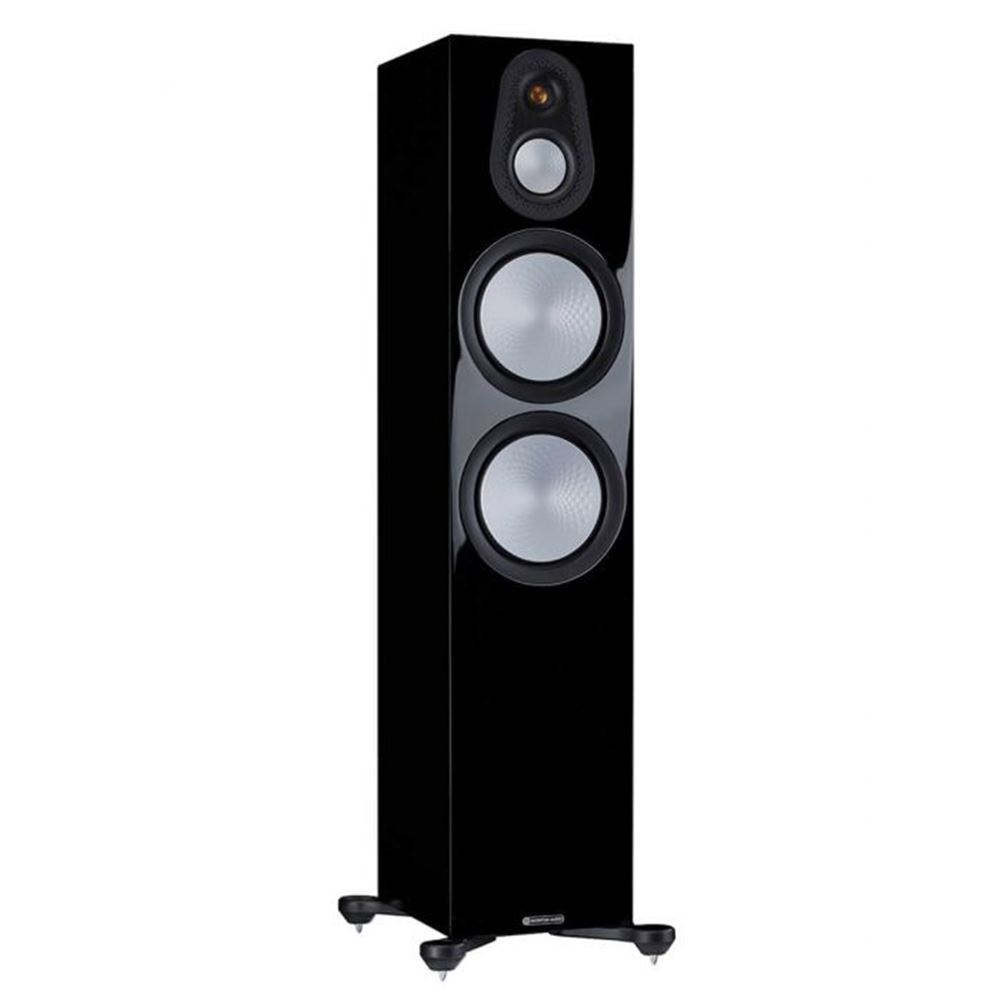 Monitor Audio Silver 500 Floorstanding Speakers from Vickers