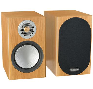 Monitor Audio Silver 50 Compact Speakers.