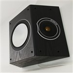 Monitor Audio Silver FX Speakers in Black Oak