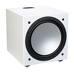 Monitor Audio Silver W12 Subwoofer White