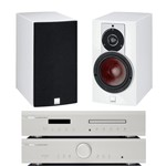 Musical Fidelity M3si Amp and M3sCD with Dali Rubicon 2 Speakers
