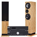 Musical Fidelity M3si Amp and M3sCD with ProAc DT8 Speakers