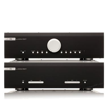 Musical Fidelity M6s PRE + M6s PRX Pre/Power Amplifier Bundle