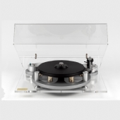 Michell GyroDec Turntable in Silver