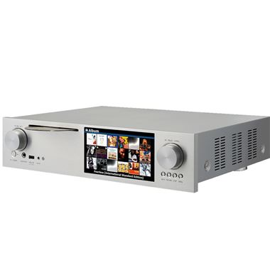 NovaFidelity X35 All-In-One Music Player with CD Ripper and Music Server