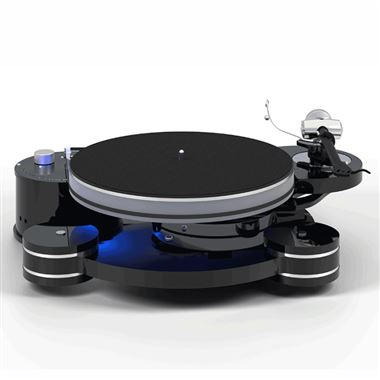Origin Live Resolution 4 Turntable + Conqueror Arm & Cadenza Black Cartridge,  Complete Package