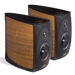 Opera Callas Speakers Walnut