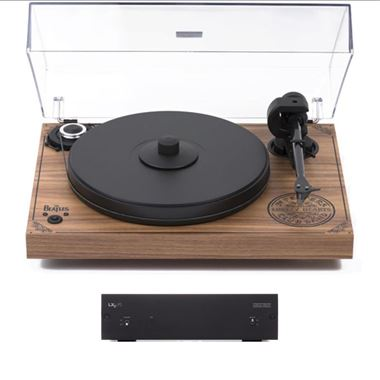 Pro-Ject 2 Xperience SB Limited Edition Turntable with DS2 Phono Pre Amp