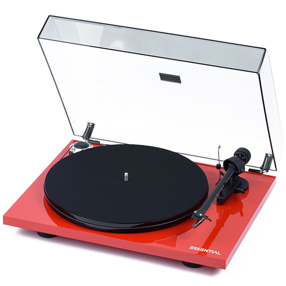 Pro-Ject Essential III Starter System with Pioneer A20 and Dali Spektor 1  Speakers