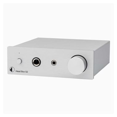 Pro-Ject Head Box S2 Analogue Input Headphone Amplifier