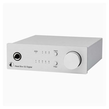 Pro-Ject Head Box S2 Digital Input Headphone Amplifier