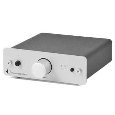 Project Phono Box USB V Phono Stage