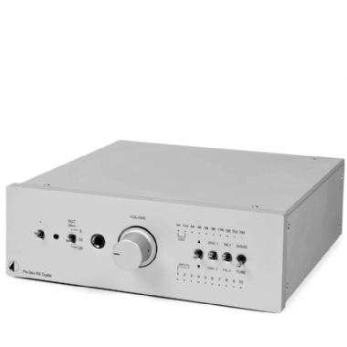 Project Pre Box RS Digital Pre-Amplifier