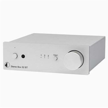 Pro-Ject Stereo Box S2 BT Integrated Amplifier with Bluetooth