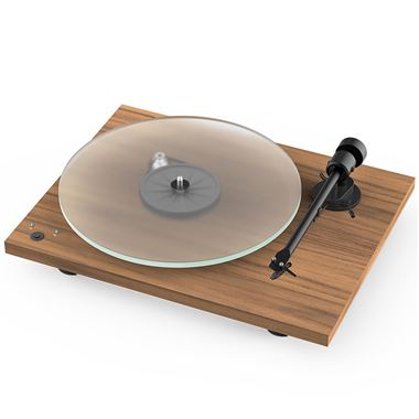 Pro-Ject Audio T1 Phono SB Turntable with PreAmp and Speed Control