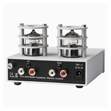 Project Tube Box S2 MM  MC Valve Phono Stage