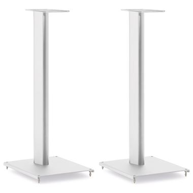 Q Acoustics 3000ST Speaker Stands in White (Pair)