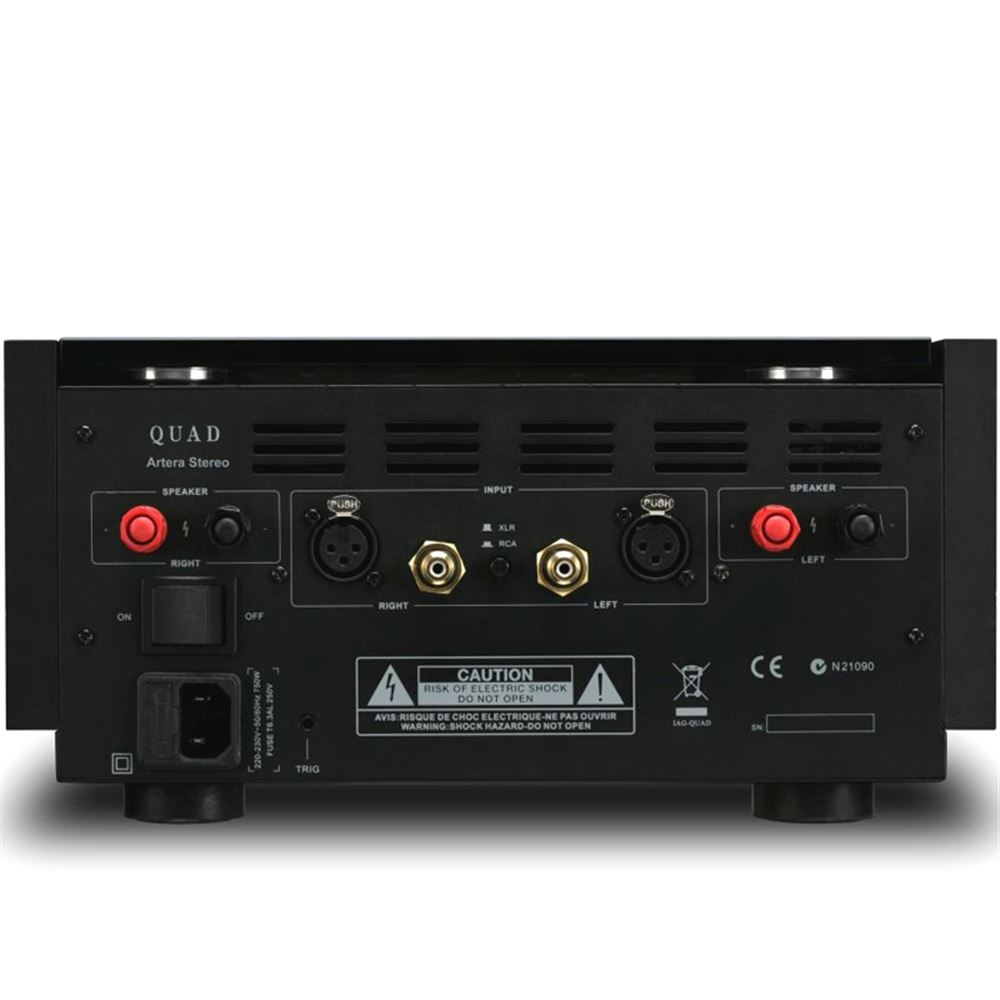 Quad Artera Stereo Power Amplifier | Vickers HiFi