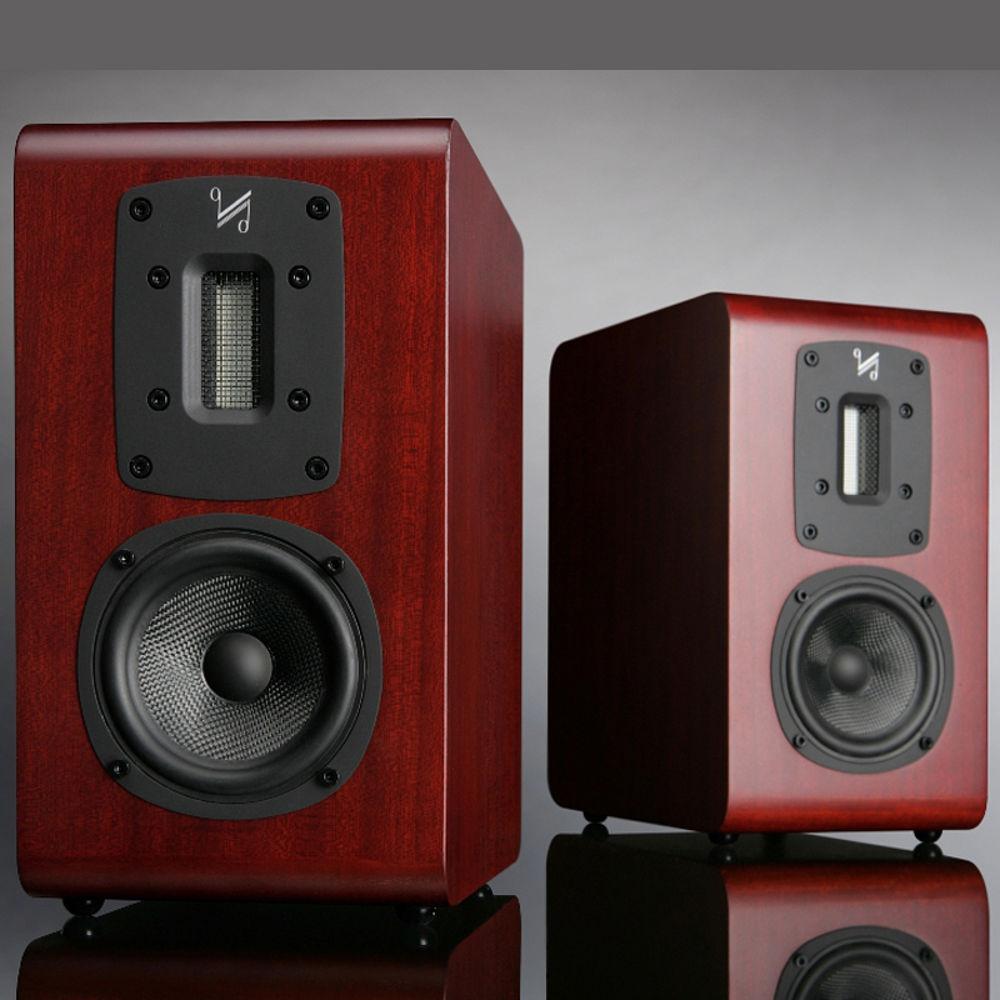 Quad S Series S1 Bookshelf Speakers Pair From Vickers HiFi